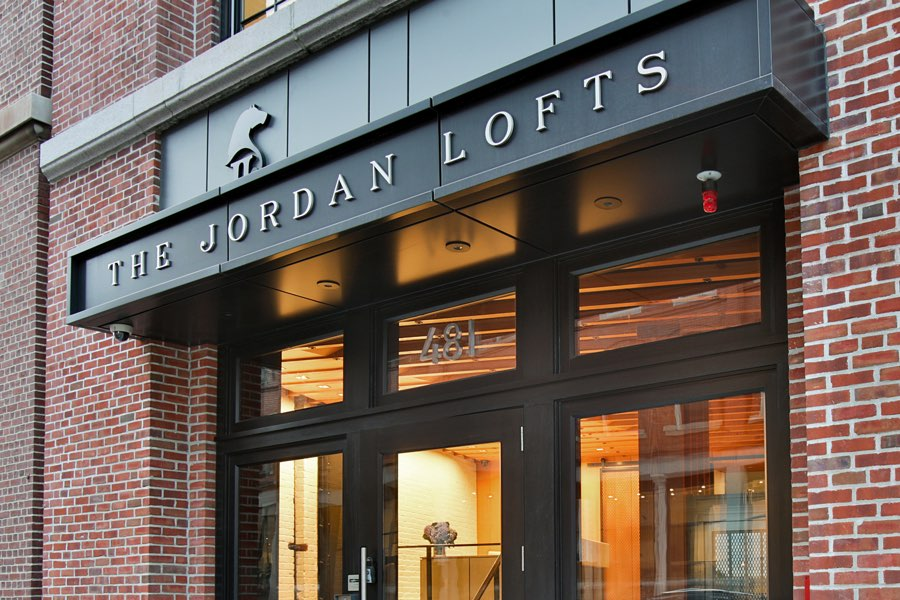 The Jordan Lofts